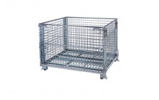 3000LB Folding Wire Container