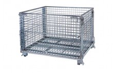 5000LB Folding Wire Container