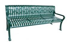 Bench, Diamond Pattern, 74inch