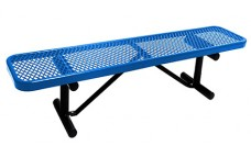 Expanded, Bench, 96inch